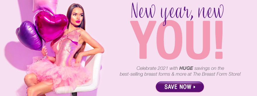 New Year SALE at The Breast Form Store